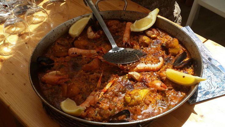 Dinning out in Ibiza! shimmybeachclub.com
