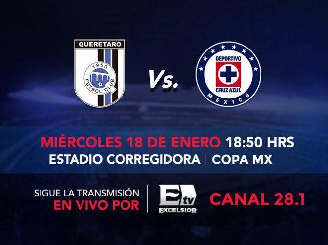 La Copa MX llega a la pantalla de Excélsior TV