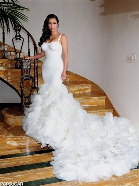 25 cute kim kardashian wedding dress ideas on pinterest kim kardashian wedding dress vera wang 2016 mydresses reviews 2017 junglespirit Image collections