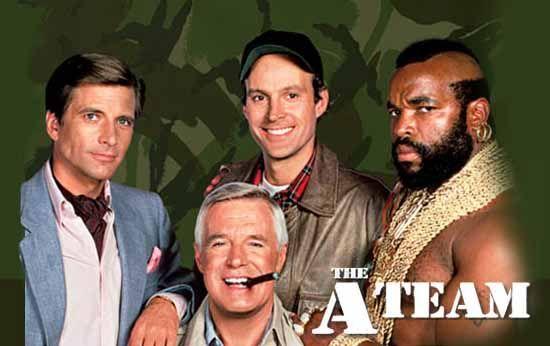 The A team :)