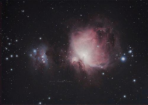 Messier 42 Nebulosa di Orione