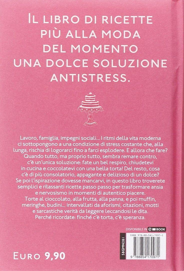 Amazon.it: Keep calm e prepara una torta - V. De Rossi - Libri