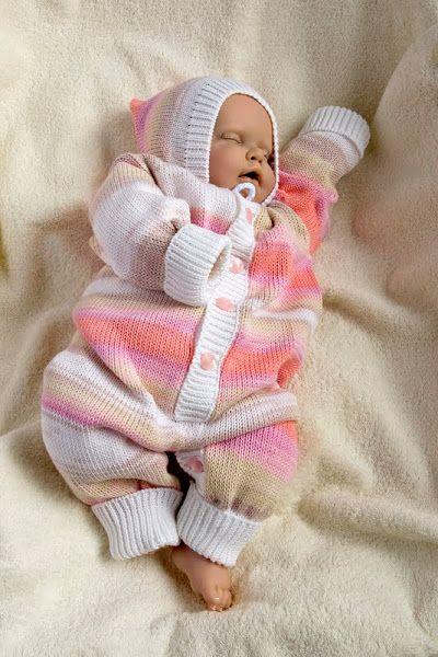 Stricken für Babys von Wassilissa