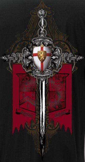 Modern Crusader – Warrior Culture Gear