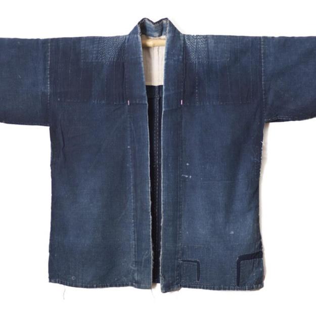 Orime Textiles / Indigo jacket