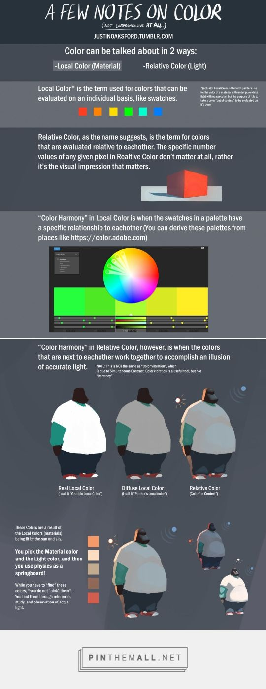 Theory Of Character Design : Best tutorials color theory psychology images on