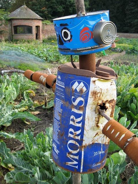 Tin Man Scarecrow  Scarecrow Recession ~ Kuriositas
