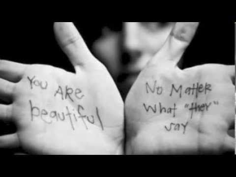 """This video is about self-image, how the media affects girls, and the way they see themselves. As girls, we want others to learn and respect themselves for who they are and there natural beauty. The media is """"fake"""", nowadays and want girls to learn and spread the word. Watch our video for more info! And follow us at http://you-are-beautifulee.tumblr.com Thank you!"""
