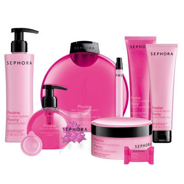 Peony Bath Line By Sephora I Have The Body Lotion And