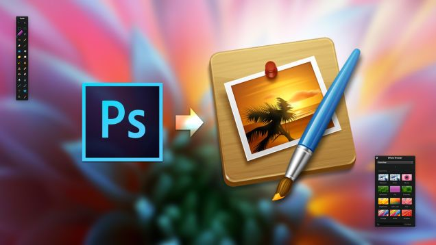 Jumping Ship from Photoshop to Pixelmator: A Switcher's Guide