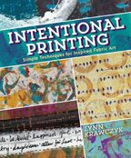 Intentional Printing by Lynn Krawczyk  Paperback   Engage in Lynn Krawczyk's two-part approach to design. First, learn a myriad of printing techniques. Once you've gathered the basic knowledge of the process, Lynn uses examples of her own work to illustrate which types of imagery and methods work well for particular projects.