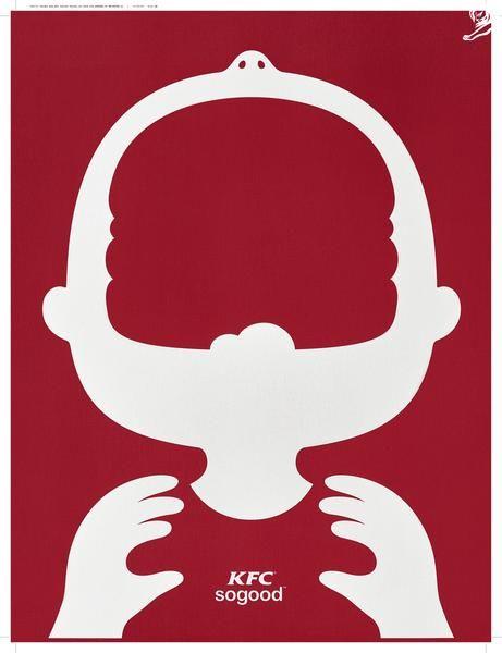 046712 Cannes Awd_KFC Canvas Poster_44.2x58.4cm_BURGER_5% BRIGHT