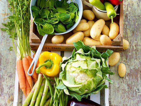 Gemüse dämpfen - vitaminschonendes Garen | LECKER