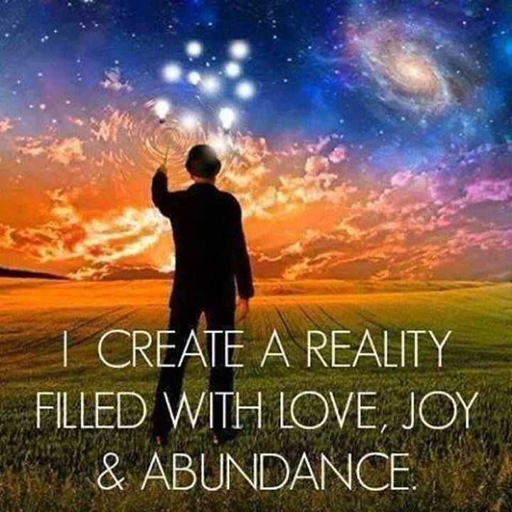 Image result for abundance is reality