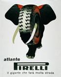 A Testa Atlante Pirelli 1960