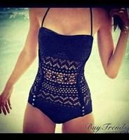 If the day EVER comes that I can't wear a 2 piece...this is pretty nice...BUT imagine the tan lines... interesting