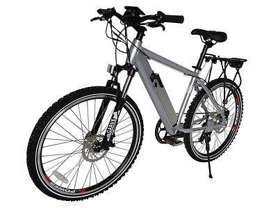 Price - $1,259.95.ㅤㅤㅤ                NEW 2016 Rubicon 36 Volt Lithium Powered Electric Mtn. Bicycle Smart Power 5 spd ( Color - Polished Aluminum/Black, Model - Rubicon, Brand - X-Treme, MPN - Does Not Apply, Wattage - 350, UPC - Does not apply    )