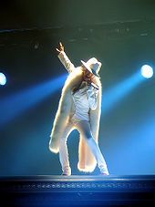 Christina Aguilera . . .