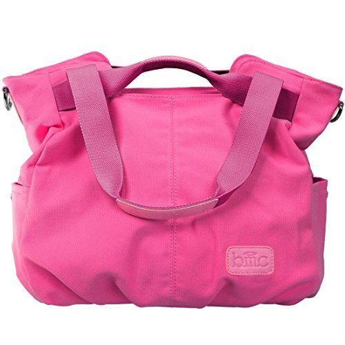 New Trending Shoulder Bags: BMC Womens Fuchsia Pink Textured Canvas Double Top Handle Lightweight Shoulder Tote Travel Shopper Handbag. BMC Womens Fuchsia Pink Textured Canvas Double Top Handle Lightweight Shoulder Tote Travel Shopper Handbag  Special Offer: $18.09  399 Reviews This fuchsia pink, lightweight, double top handle handbag is perfect for everyday use. The bag is made of a durable canvas material. The roomy...