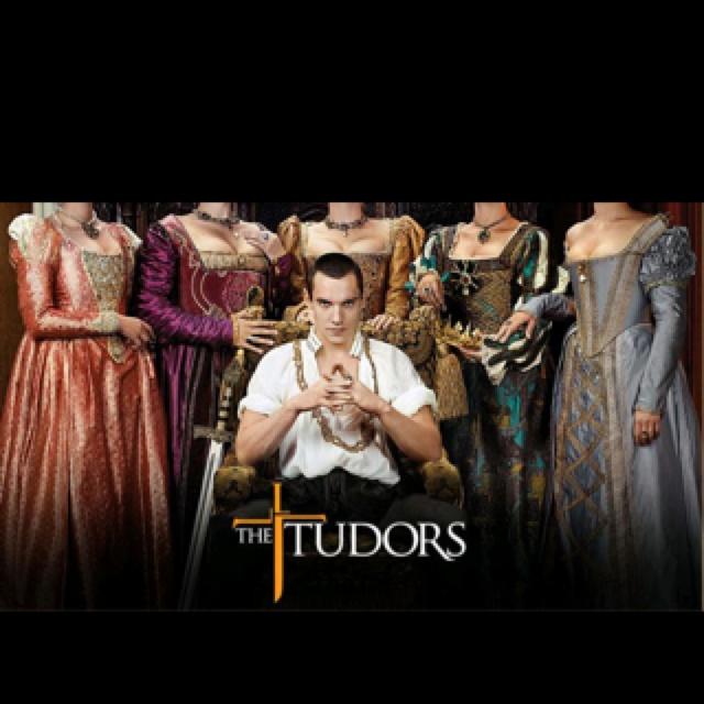 The Tudors -- brilliant poster!