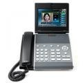Polycom® VVX® 1500  Polycom® VVX® 1500 Remote collaboration through one-touch video calling, integrated business applications, and advanced telephony for lifelike experience