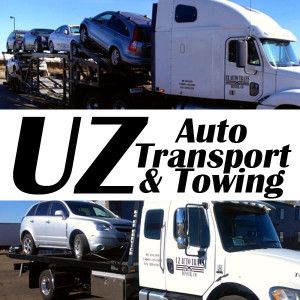 http://www.uzautotransinc.com/towing-and-recovery/ - UZ Auto Transport & Towing provides quality service in  roadside assistance, emergency tow response, and flatbed tows in Denver metro area of Colorado.
