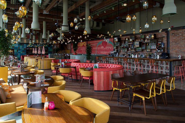 Las iguanas cribbs causeway bristol uk b designers
