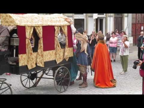 Viagem Medieval 2016- El Rei Dom Dinis e Isabel, joso viola