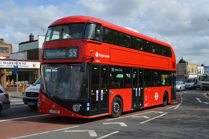 Stagecoach London New Routemaster LT 369 (LTZ 1369)