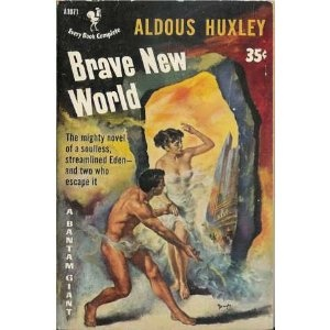 technology in the novel brave new world by aldous huxley Brave new world is basically a novel in which the writer aldous huxley has touched and grabbed some cool ideas related to the progress of human beings in technology.