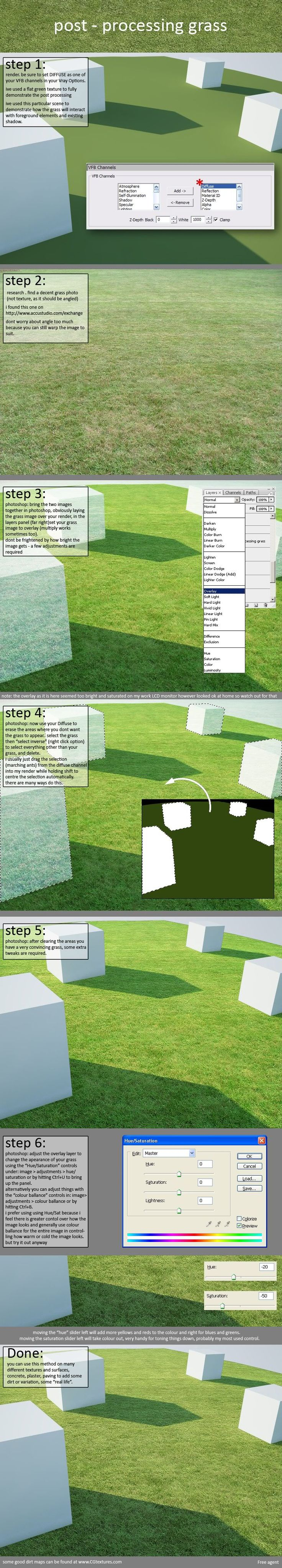 nomeradona ...: How to use Vray Channels in Vray SketchUp