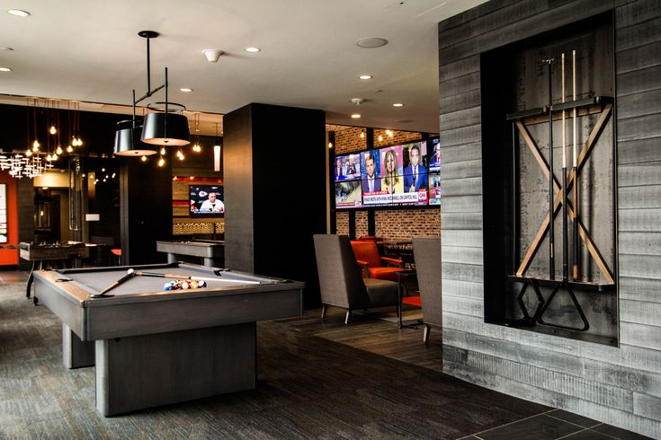 DUSK white oak and KUJAKU shou sugi ban used as wall cladding in The Bartlett in Arlington, VA
