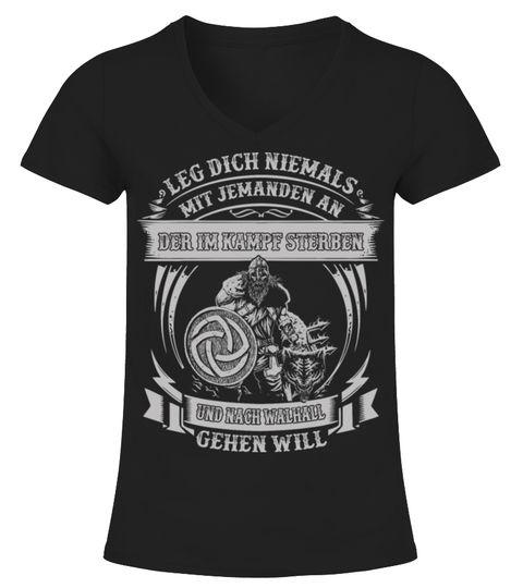Walhall viking odin T-shirt