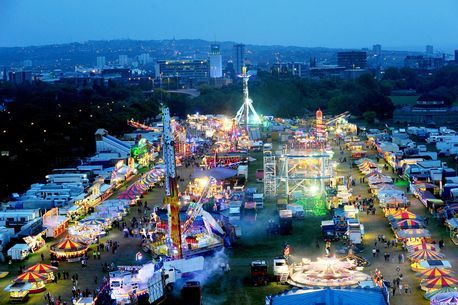 Hoppings 2014 returns to Newcastle Town Moor in June – here's the time and date