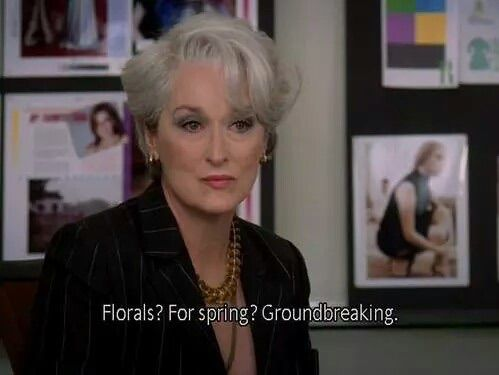 We Heart It yoluyla görsel #fashion #movie #quote #quotes #spring #thedevilwearsprada #truth