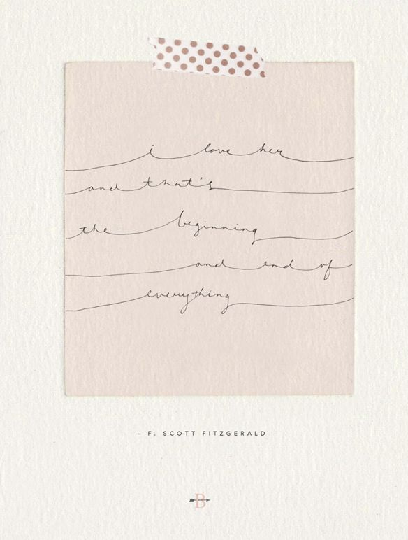 Famous Quotes About Love & Marriage | B-Inspired | BHLDN … because the ceremony is the most important part of the wedding.