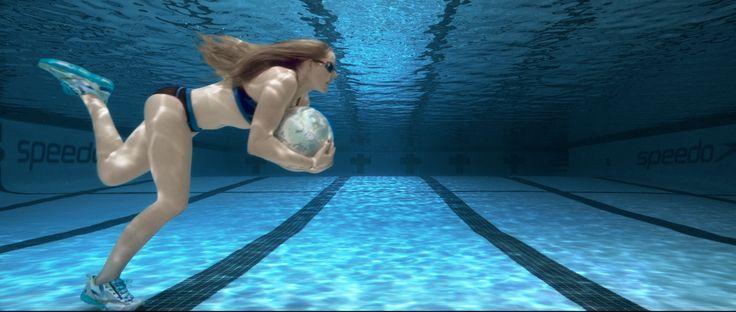 Watch Missy Franklin, Cullen Jones, Ryan Lochte, Nathan Adrian, and Natalie Coughlin launch Speedo Fit, a new aquatic training regimen.