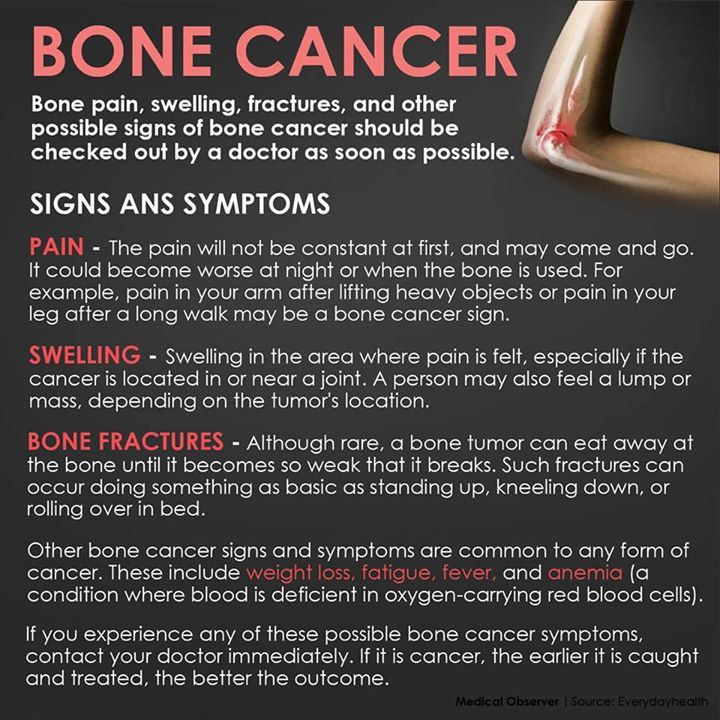 bone cancer the cause and effect The exact cause of most bone cancers is not known still, scientists have found that bone cancers are linked to a number of other conditions, which are described in the section on risk factors still, most people with bone cancers do not have any known risk factors research is underway to learn more about the causes of.