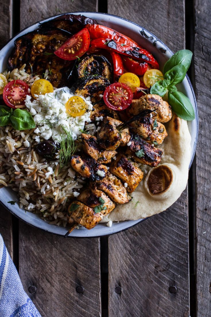 258 best lightened up recipes images on pinterest cooking food mediterranean recipes that make the most delicious dinners forumfinder Choice Image
