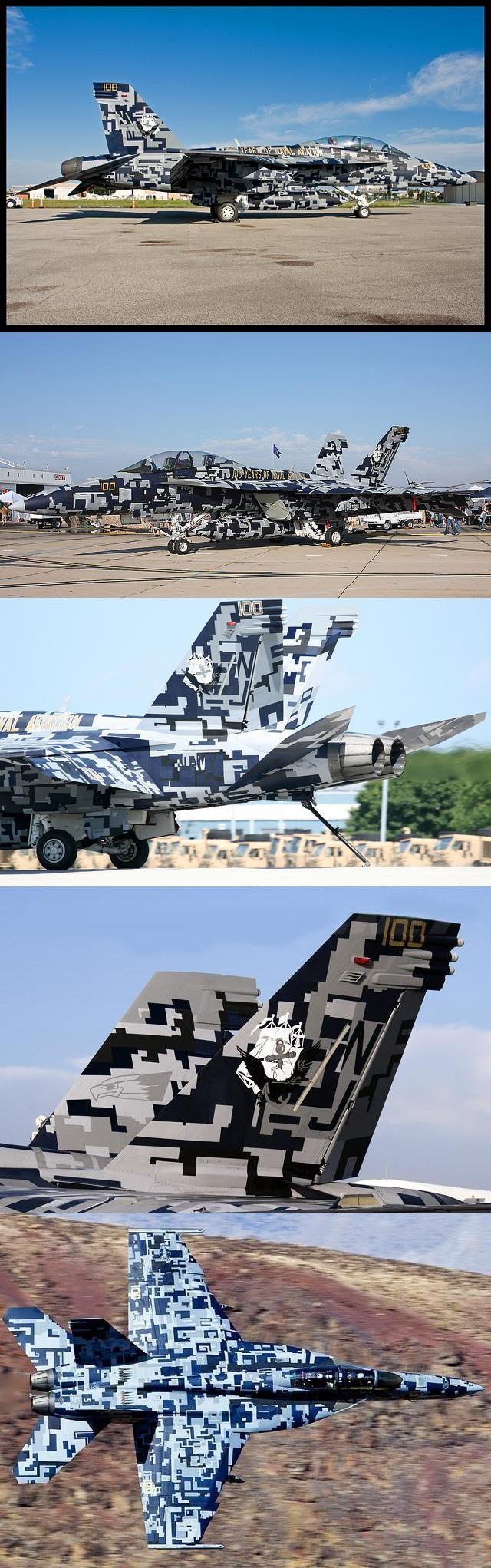 F/A-18F Super Hornet squadron VFA-122