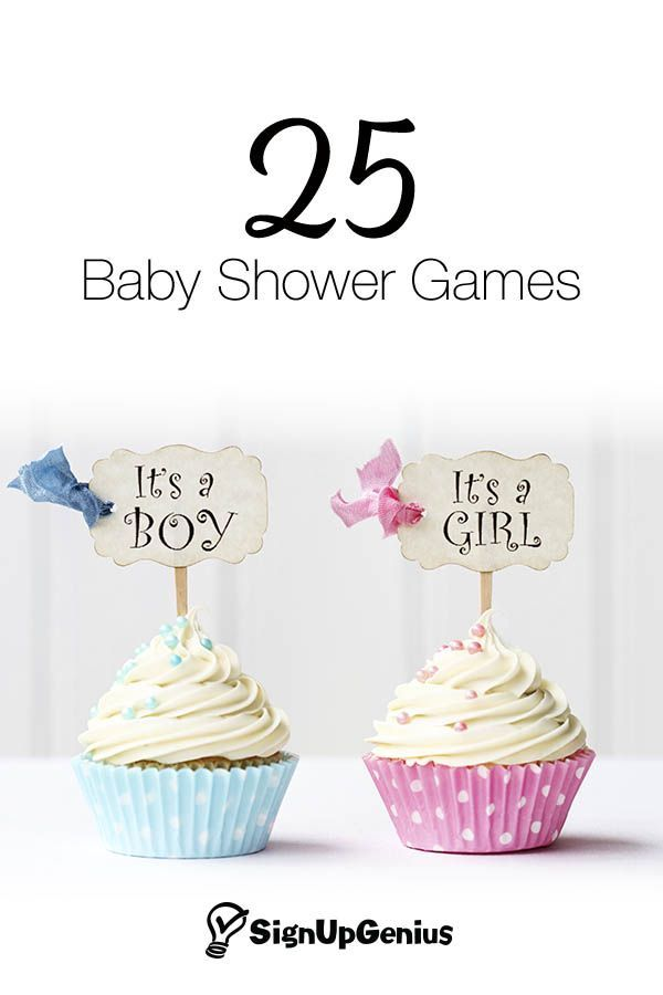 25 Baby Shower Games To Celebrate New Moms. Plan An Entertaining Party!