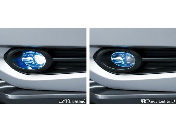 [NEW] JDM Honda VEZEL RU LED Fog Light Genuine OEM HR-V - HONDA - Car Parts