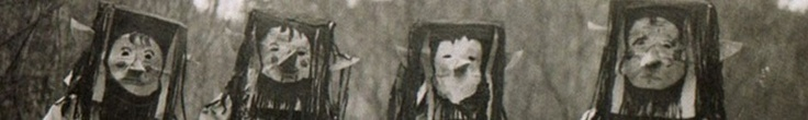 Sincerely scary halloween costume photos from yesteryear. Really scary. Like Texas Chainsaw Massacre scary.