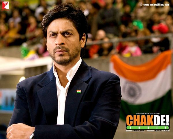Shahrukh Khan! 7 Unconventional Non Romantic Roles Essayed By Him
