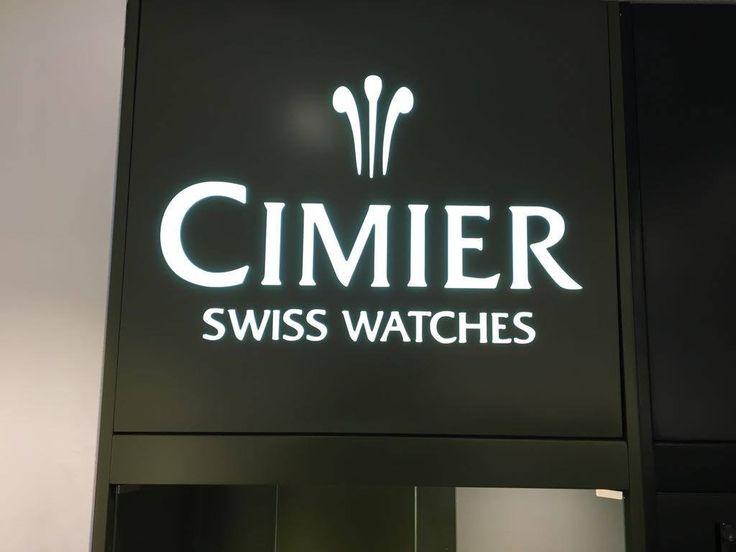 Bir Dünya Markası daha.. Cimier Swiss Watch  Reklavizyon dedi..!!!!   Reklavizyon Reklam #reklavizyon www.reklavizyon.com @reklavizyon 0850-450 0 300 Hemen Arayın... #dijitalbaskı #dijitalreklam #google #googlepartner #ışıklıtabela #branda #matbaa #billboard #tanıtım #reklam #strafor #3D #3boyutlustrafor #3boyutluçizim #3boyutlu #kurumsalkimlik