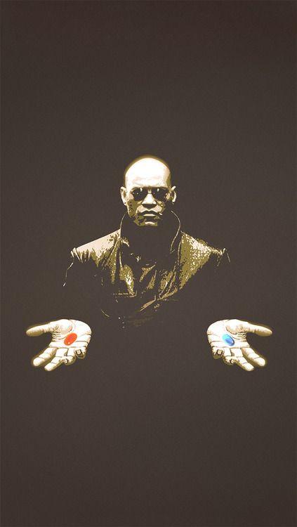 """Ik kon aan niets anders denken dan de film scène van """"The Matrix"""" wanneer de protagonist 2 pillen aangeboden kreeg, dat de rest van zijn leven ging bepalen. Dit associeer ik met de koning van Salem die 2 stenen geeft aan Santiago."""