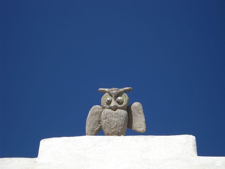 Nieu-Bethesda - The Owl House