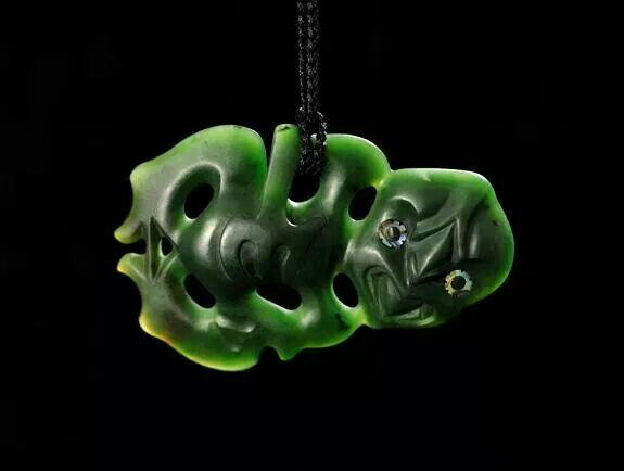 Amazing NZ jade