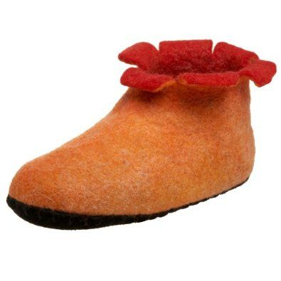 Satch & Sol Toddler/Little Kid Sunshine Slipper Satch & Sol. $39.95. Felted wool. Leather sole. Breathable seamless woolen felt. Non-slip sole. Handmade by artisan cooperative. Made in Mongolia