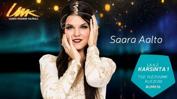"Finland: Wiwi Jury reviews Saara Aalto with ""No Fear"""